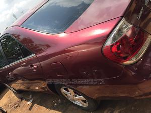 Toyota Camry 2005 Red | Cars for sale in Abuja (FCT) State, Gaduwa