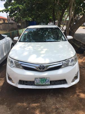 Toyota Camry 2012 White | Cars for sale in Lagos State, Isolo