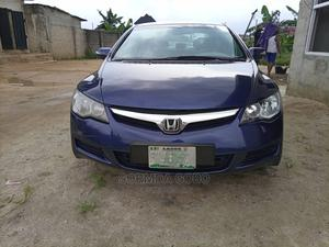Honda Civic 2008 1.8 DX Blue | Cars for sale in Rivers State, Obio-Akpor