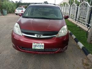 Toyota Sienna 2008 XLE Limited Red | Cars for sale in Abuja (FCT) State, Utako