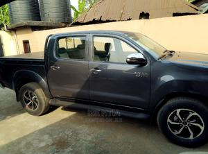 Toyota Hilux 2010 2.7 VVT-i 4X4 SRX Gray | Cars for sale in Akwa Ibom State, Uyo