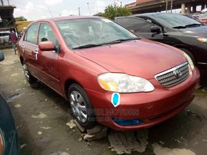 Toyota Corolla 2006 1.4 VVT-i Red | Cars for sale in Lagos State, Apapa
