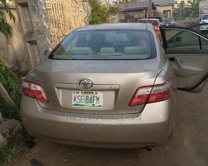 Toyota Camry 2008 2.4 LE Gray | Cars for sale in Lagos State, Agboyi/Ketu