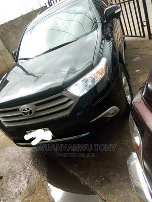 Toyota Highlander 2009 V6 Black | Cars for sale in Lagos State, Ojo