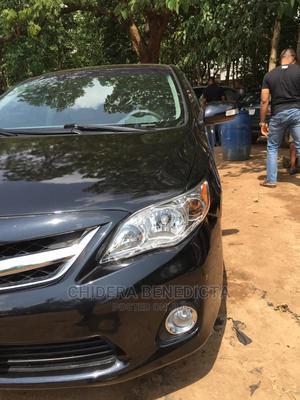 Toyota Corolla 2009 Black   Cars for sale in Abuja (FCT) State, Gaduwa