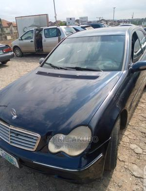Mercedes-Benz C240 2003 Blue | Cars for sale in Abuja (FCT) State, Lugbe District