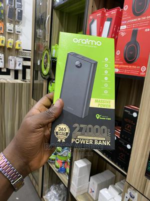 Original Super Fast 27000MAH Oriamo Power Bank Available | Accessories for Mobile Phones & Tablets for sale in Rivers State, Port-Harcourt
