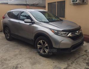 Honda CR-V 2017 Gray | Cars for sale in Lagos State, Surulere