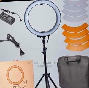 18 Inches Ring Light | Tools & Accessories for sale in Lagos State, Lagos Island (Eko)