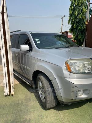 Honda Pilot 2009 Silver | Cars for sale in Lagos State, Abule Egba