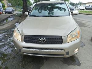 Toyota RAV4 2007 2.0 4x4 Gold   Cars for sale in Lagos State, Amuwo-Odofin