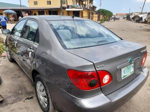 Toyota Corolla 2004 LE Gray | Cars for sale in Lagos State, Oshodi