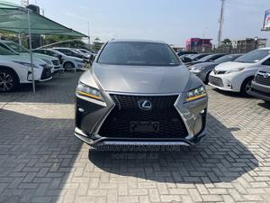 Lexus RX 2018 350 F Sport AWD Gray   Cars for sale in Lagos State, Lekki