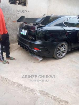 Back Bumper and Kit for Lexus IS250 Yahoo Model   Vehicle Parts & Accessories for sale in Lagos State, Mushin