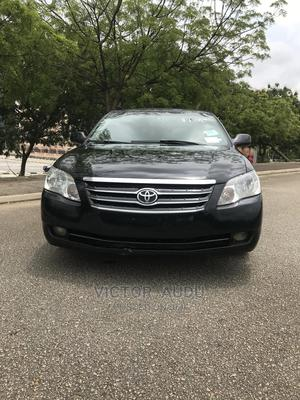 Toyota Avalon 2007 XLS Black | Cars for sale in Abuja (FCT) State, Kubwa