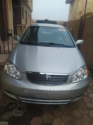 Toyota Corolla 2004 1.4 D Automatic Silver   Cars for sale in Oyo State, Ibadan