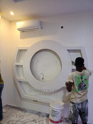 Pop Wall Design   Building & Trades Services for sale in Lagos State, Ifako-Ijaiye