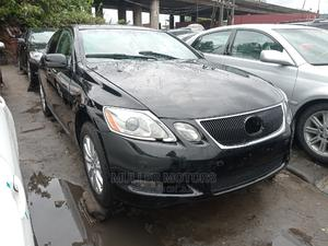 Lexus GS 2007 Black | Cars for sale in Lagos State, Apapa