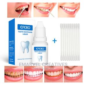 EFERO Teeth Whitening Essence Powder | Tools & Accessories for sale in Lagos State, Surulere