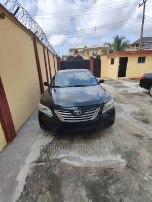 Toyota Camry 2007 2.3 Hybrid Black   Cars for sale in Lagos State, Apapa