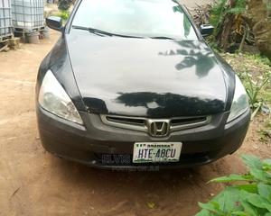 Honda Accord 2005 2.4 Type S Automatic Black | Cars for sale in Cross River State, Calabar