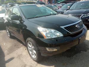 Lexus RX 2009 350 AWD Black | Cars for sale in Lagos State, Apapa