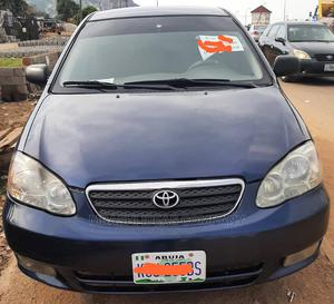 Toyota Corolla 2006 1.6 VVT-i Blue   Cars for sale in Abuja (FCT) State, Kubwa