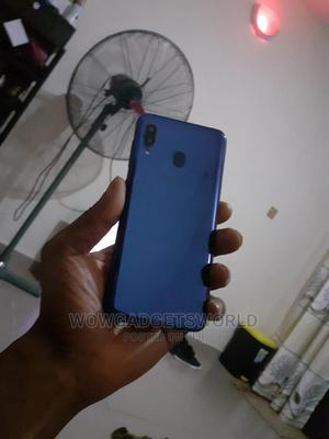 Samsung Galaxy A20 32 GB Blue   Mobile Phones for sale in Lagos State, Ajah