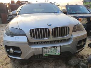 BMW X6 2012 Silver | Cars for sale in Lagos State, Ikoyi