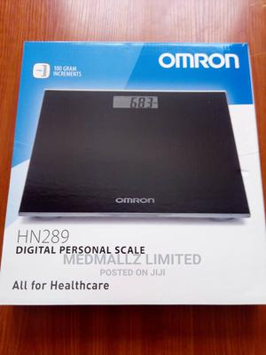 OMRON Digital Personal Scale | Medical Supplies & Equipment for sale in Akwa Ibom State, Uyo