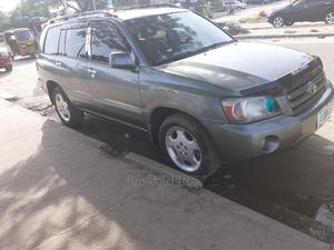 Toyota Highlander 2005 Limited V6 Green | Cars for sale in Lagos State, Amuwo-Odofin