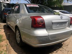 Toyota Avensis 2007 Silver   Cars for sale in Lagos State, Lekki
