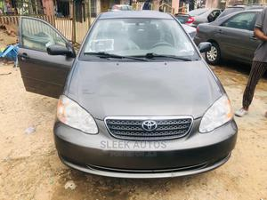 Toyota Corolla 2005 CE Brown | Cars for sale in Lagos State, Alimosho