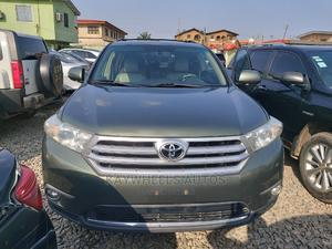 Toyota Highlander 2014 Green | Cars for sale in Lagos State, Agege