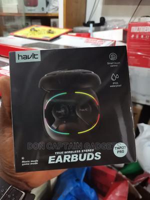 True Wireless Earbuds Havit TW927 Pro Music Mode   Headphones for sale in Lagos State, Ikeja
