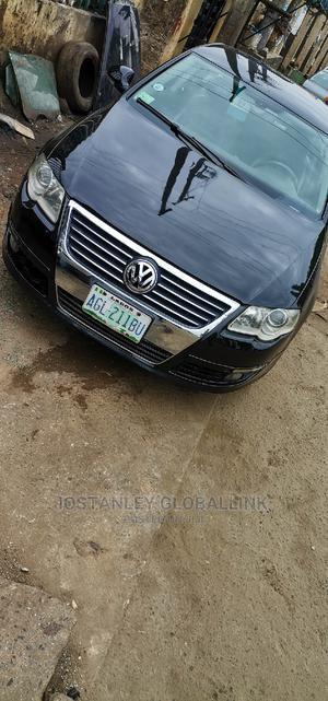 Volkswagen Passat 2008 2.0 Black   Cars for sale in Lagos State, Surulere