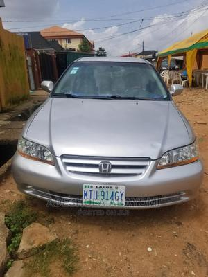 Honda Accord 2002 Coupe Silver   Cars for sale in Lagos State, Alimosho