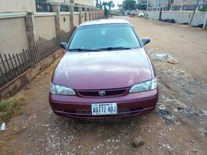 Toyota Corolla 1998 Sedan Red | Cars for sale in Kaduna State, Kaduna / Kaduna State