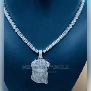 New Arrival Ice Stone Chain Pendant   Jewelry for sale in Lagos State, Lagos Island (Eko)