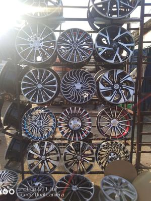 Wheel Rims for Any Motor   Vehicle Parts & Accessories for sale in Lagos State, Ikoyi