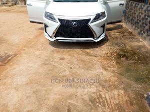 Lexus RX 2011 350 White | Cars for sale in Edo State, Ikpoba-Okha