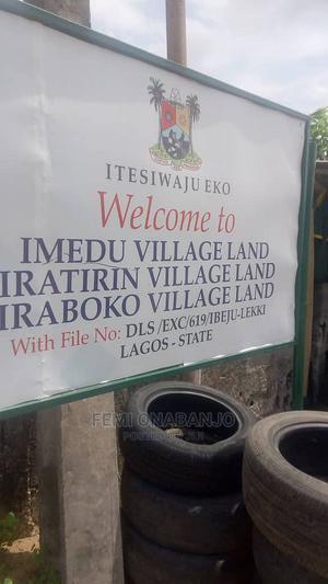 Registered Survey   Land & Plots For Sale for sale in Ajah, Ado / Ajah