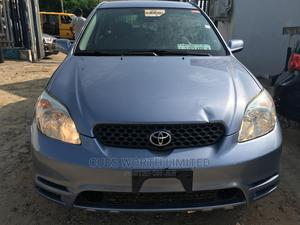 Toyota Matrix 2003 Blue | Cars for sale in Lagos State, Ikeja