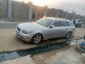 BMW 525i 2008 Silver | Cars for sale in Rivers State, Port-Harcourt