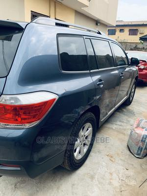Toyota Highlander 2012 Limited Blue | Cars for sale in Lagos State, Ikeja
