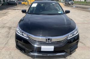 Honda Accord 2017 Black | Cars for sale in Lagos State, Lekki