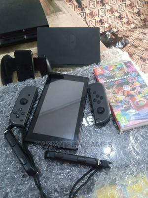 Nintendo Switch With Mario Kart Game | Video Game Consoles for sale in Oyo State, Ibadan