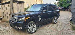 Land Rover Range Rover Vogue 2012 Black   Cars for sale in Lagos State, Maryland