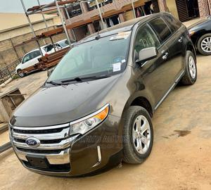 Ford Edge 2011 SE 4dr FWD (3.5L 6cyl 6A) Brown | Cars for sale in Oyo State, Oluyole