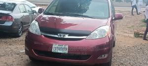 Toyota Sienna 2008 XLE Limited 4WD Red | Cars for sale in Abuja (FCT) State, Gwarinpa